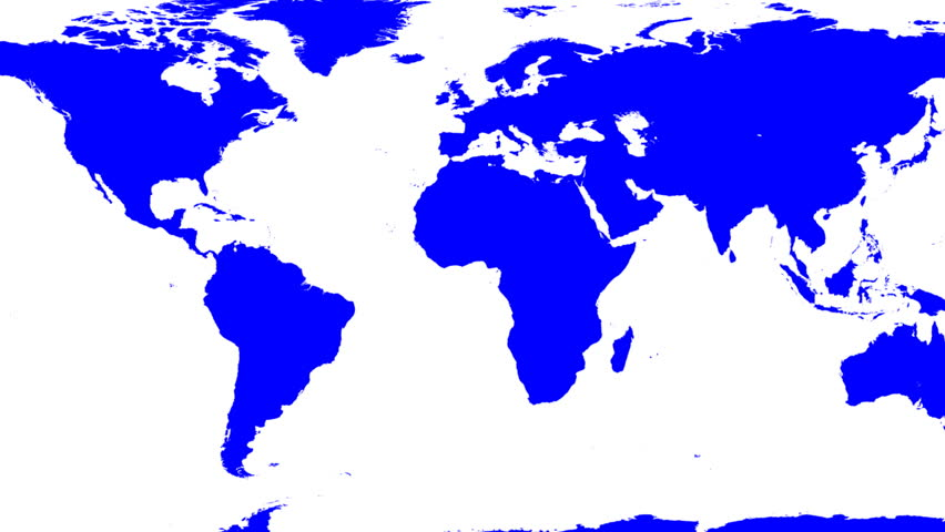 Numbers and symbols form the world map blue tint more symbols and world map wraps to globe white background classic tv news style you gumiabroncs Choice Image
