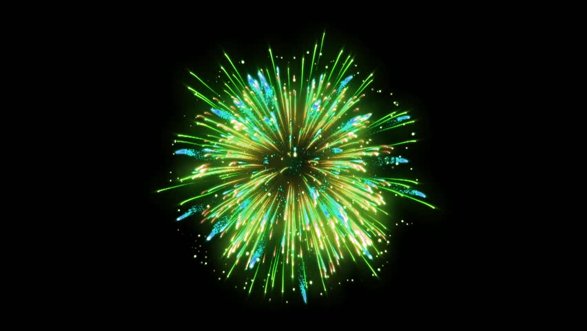 Super Firework Colorful, Holliday, Celebration, New Year, The 4th of July, Christmas, Festival | Shutterstock HD Video #1005607402