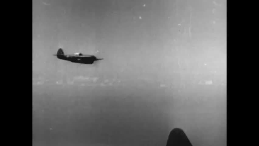 CIRCA - 1941 - The U.S. lost the aerial battle following the attack on Pearl Harbor, encouraging them to strengthen the Air Force.