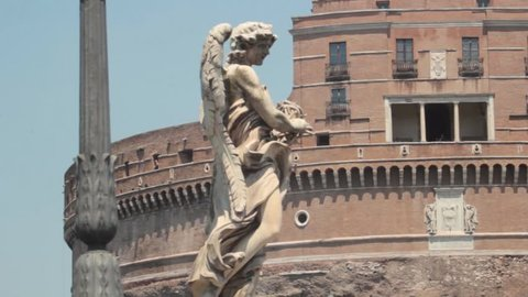 Historic Building Italy - Rome - Sant'Angelo