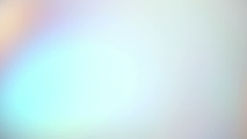 Holographic foil abstract rainbow pastel colored motion graphic background slowly moving