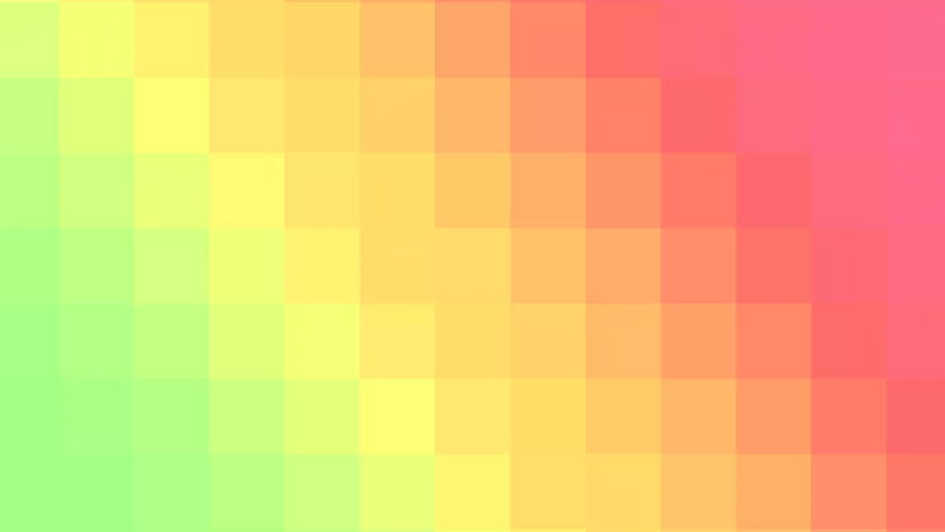 Colorful pixelated gradient animation | Shutterstock HD Video #1007222842
