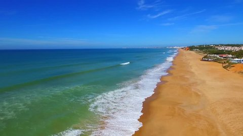 Beach Algarve Portugal