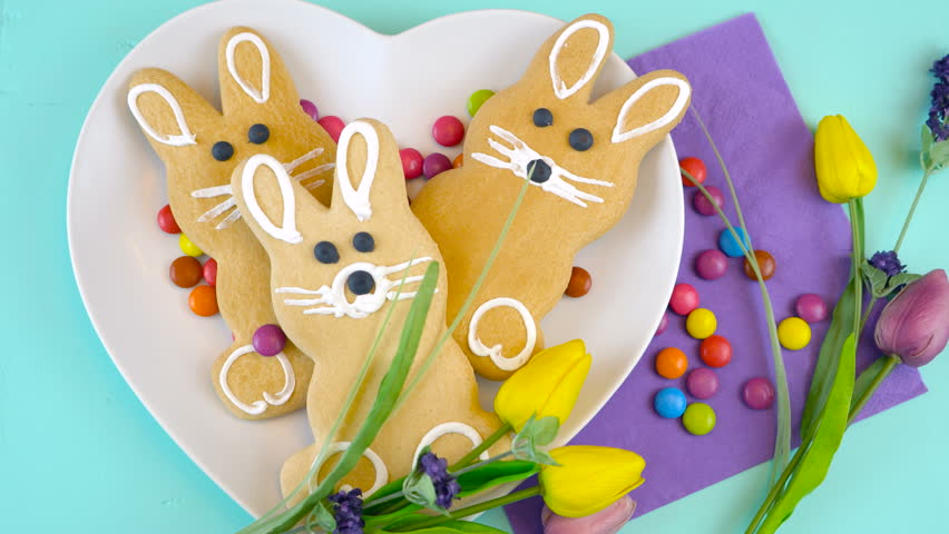Image result for easter candy and cookies
