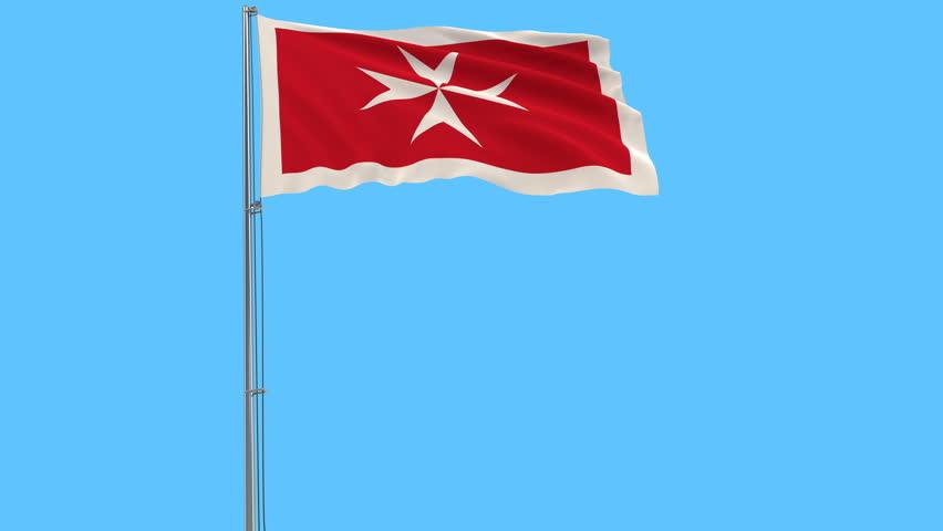 Header of ensign