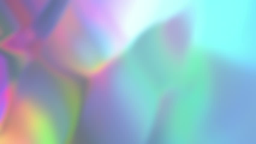 Holographic neon foil animation. colorful abstract background  #1008286402