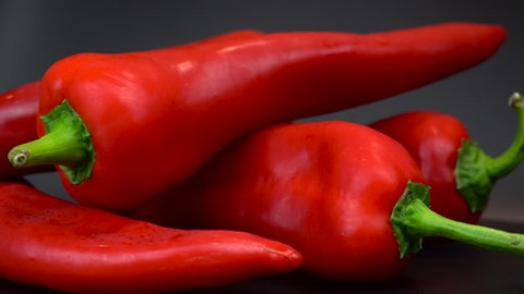 Red Pepper Turning