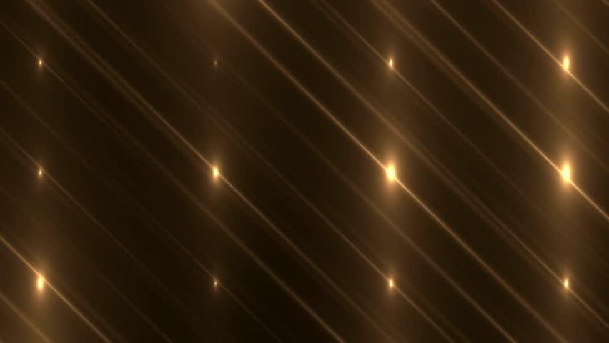 Bright beautiful golden flood lights disco background with glitter stars. Light seamless background. Seamless loop. More videos in my portfolio. | Shutterstock HD Video #10091792