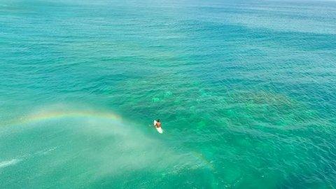 Surfing ItomanCity Okinawa Japan