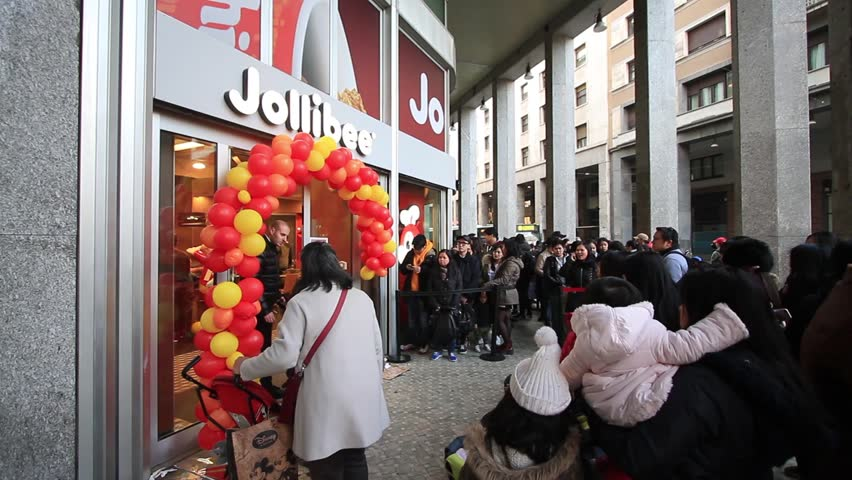 Jollibee Philippines Stock Video Footage 4k And Hd Video Clips