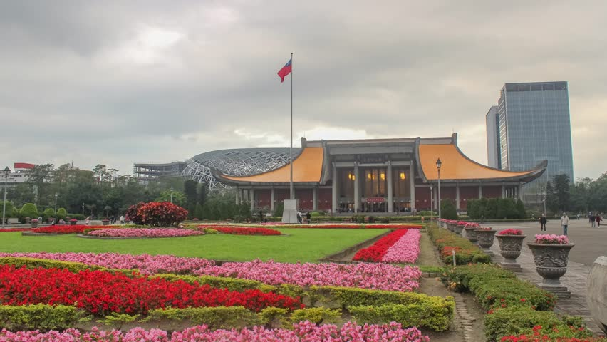 Header of Sun Yat-sen