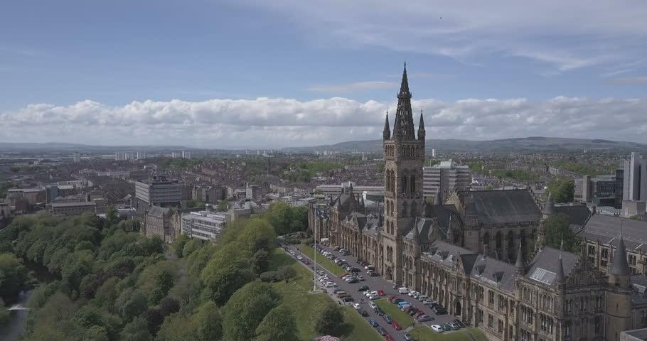 a40037d533d6 Glasgow City Skyline