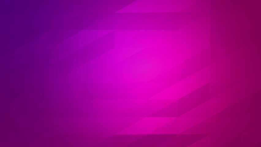 Loopable Abstract Blue Purple Low Poly 3D surface as CG background. Soft Polygonal Geometric Low Poly motion background of shifting Red Orange polygons. 4K Fullhd seamless loop background render V9