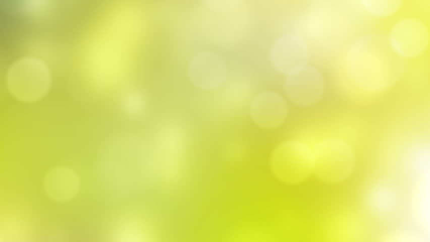 Abstract Bokeh Lights With Colorful Background