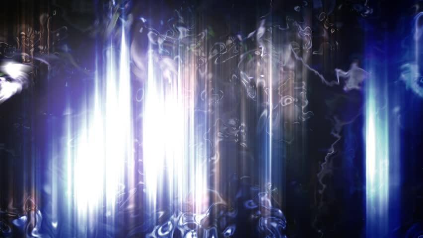 Bright and alien hallucination | Shutterstock HD Video #1011082622