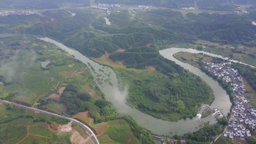 Jiangxi Wuyuan Scenic Area, China