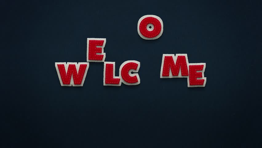 Welcome Background Free Motion Graphics Backgrounds Download Clips Vfx