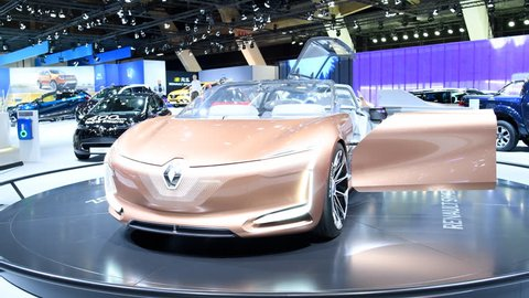 Luxury Renault Stock Video Footage 4k And Hd Video Clips