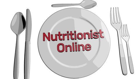 Nutritionist cartoon clip