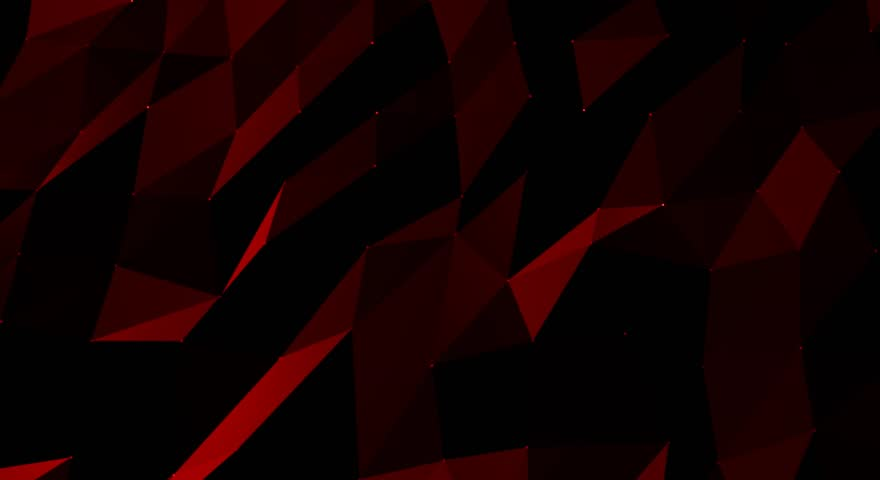 4K Beautiful Abstract low poly background for motion graphics and info graphics. waving low poly surface as unique background in stylish low poly design. Polygonal mosaic background. low poly pattern.
