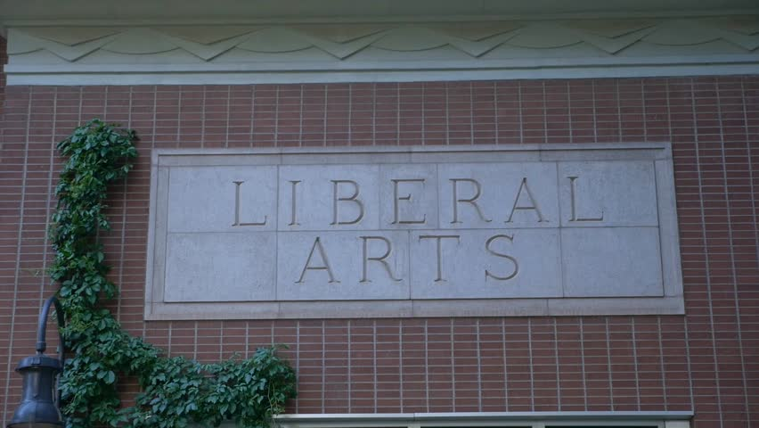 Header of liberal arts