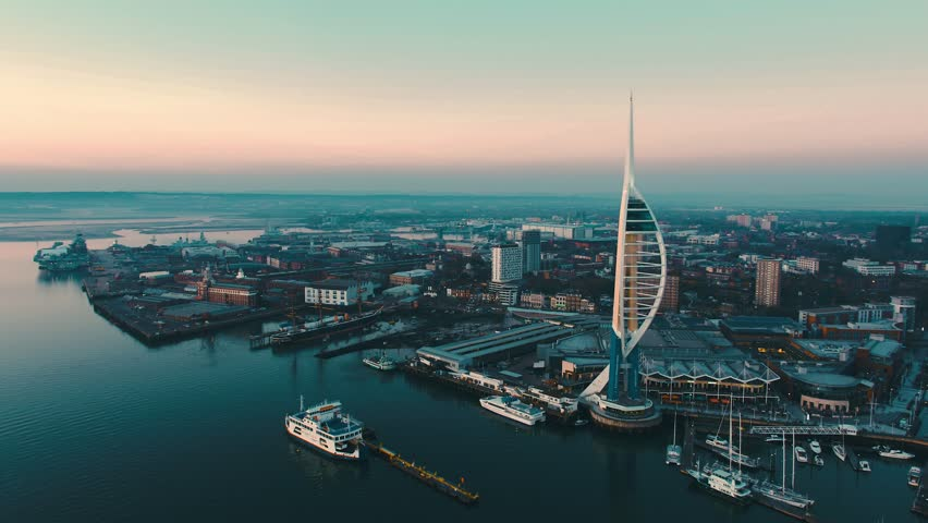 Tower from a DJI Inspire 2 | Shutterstock HD Video #1012038182