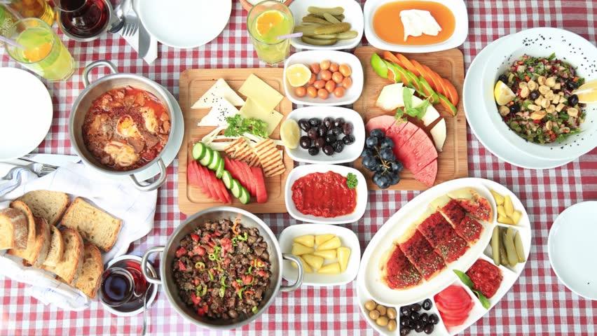 Great Breakfast table #1012227572
