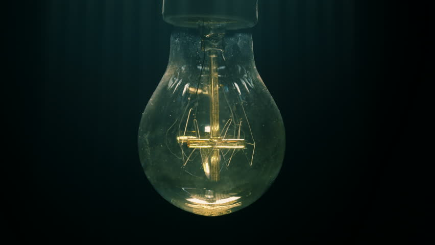 Exposure of multiple types of vintage light bulbs | Shutterstock HD Video #1012270922