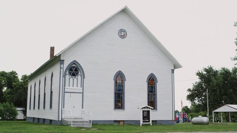 Small Town Rural Church