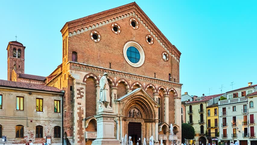 Church of San Lorenzo is place of Catholic worship in Vicenza, Italy, built in Gothic style, in its Lombard-Padana version of 13 century. It is located in Piazza San Lorenzo, along Corso Fogazzaro.