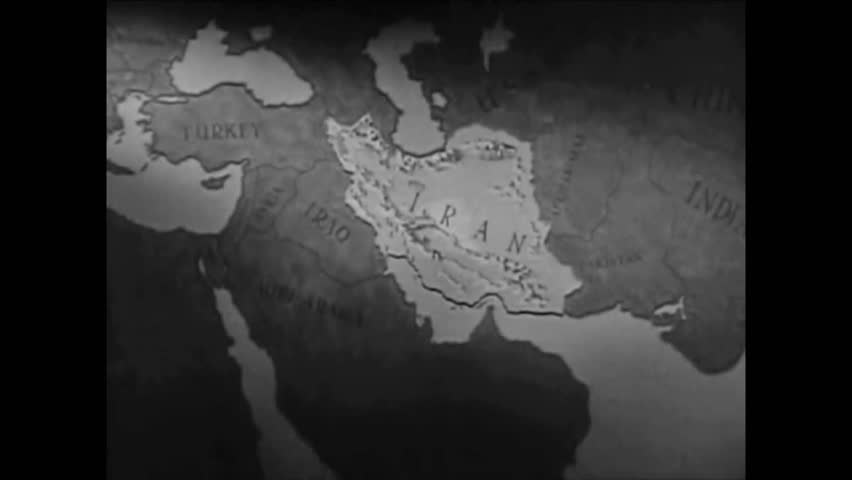 CIRCA 1964 - The US and Iranian armies team up for Exercise Delawor to fortify Iran's military.   Shutterstock HD Video #1013604662