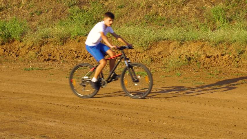 Bike sport mountain bike ride | Shutterstock HD Video #1013667002