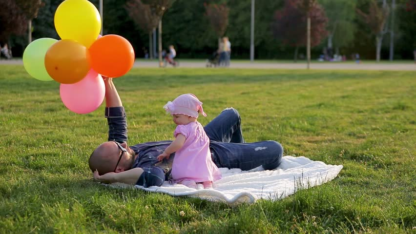 Father in Dark Glasses with Stock Footage Video (100% Royalty-free)  1013938172   Shutterstock