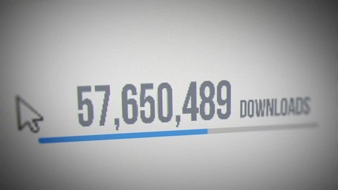 Number of Download Quickly Increasing to 100 Million Downloads.