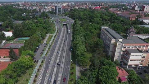 Super view in Timisoara