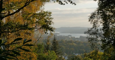 Lake Windermere, Grasser, Cumbria, England, United Kingdom, Europe