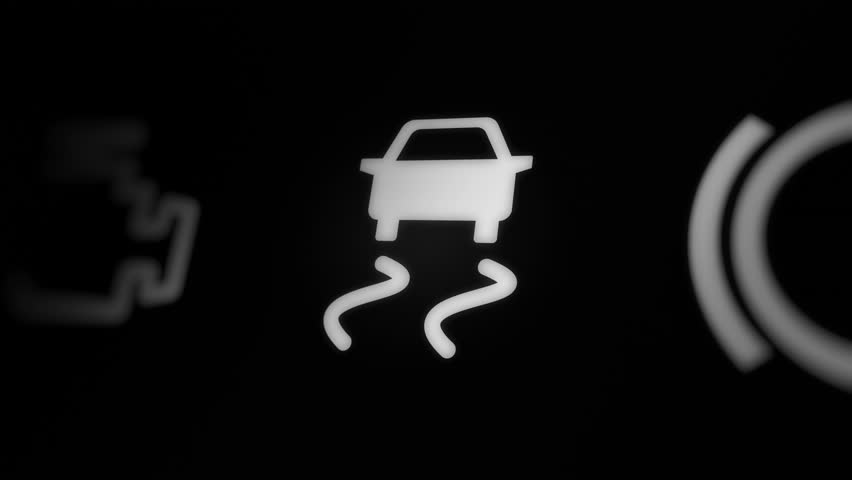 Electronic Stability Control Warning Light Stock Footage Video (100%  Royalty-free) 1015049392 | Shutterstock