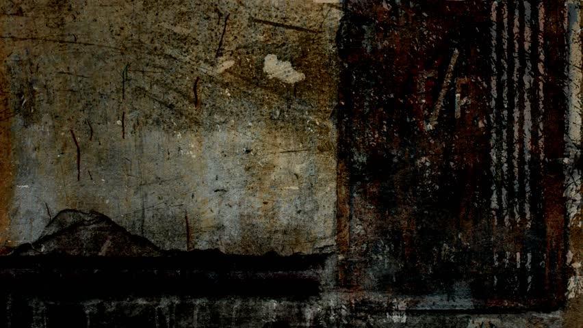 4k, old grunge brick wall texture background, glitch effect