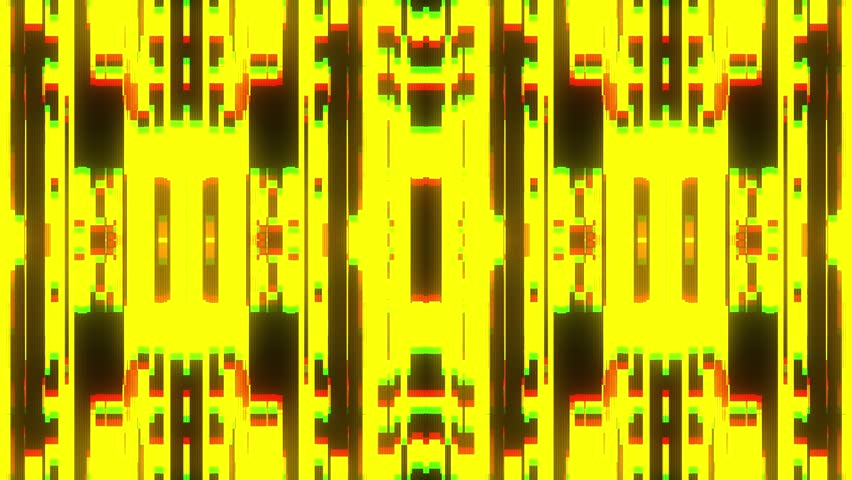 Fast symmetrical shiny vertical glitch interference screen background for logo animation new quality digital twitch technology pattern colorful video footage | Shutterstock HD Video #1015379302