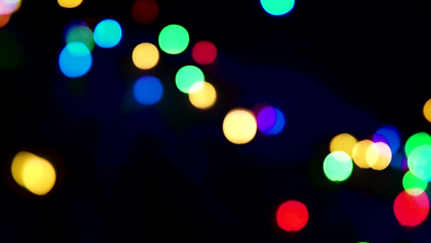 cheaper e3702 c50ea Bokeh Colorful Lights Moving in Stock Footage Video (100% Royalty-free)  1015630372 | Shutterstock