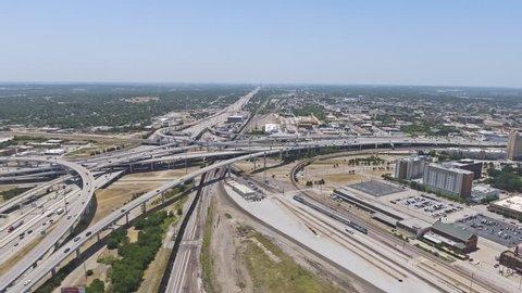 Fort Worth Skyline Aerial 2