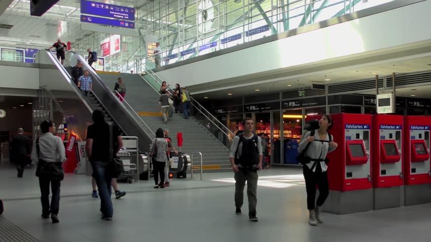 Linz Austria June 25 Stock Footage Video 100 Royalty Free