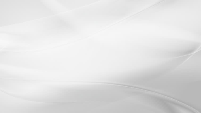Grey moving flowing waves abstract background. Video animation 1920x1080