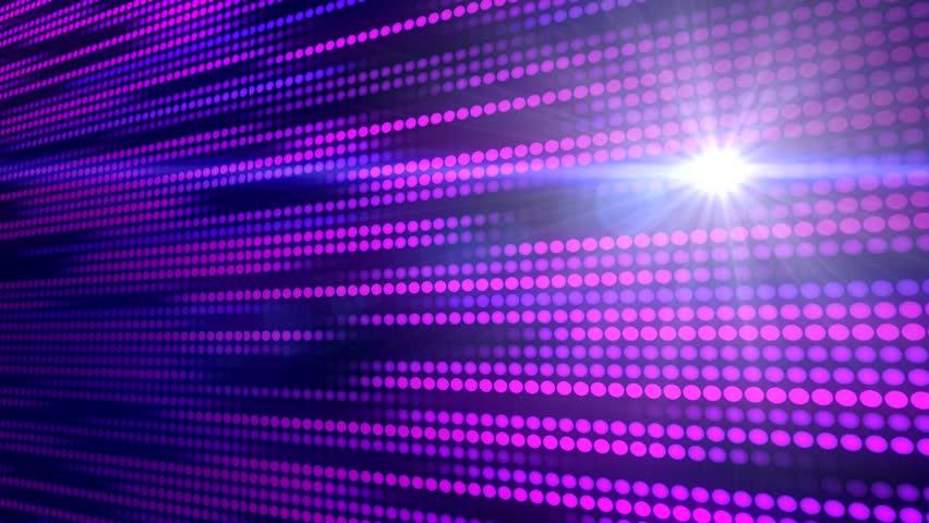 Purple Background With Random Sparkles | Shutterstock HD Video #1017968662