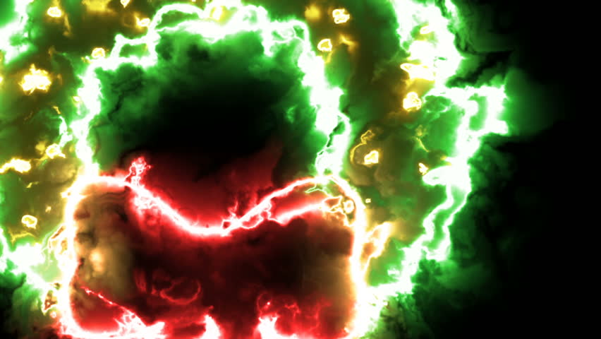 Christmas wreath holiday symbol in the colorful aura of energy | Shutterstock HD Video #1018172242