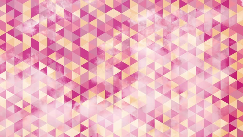 stock video of animation in girly colors with triangles 10182932 shutterstock