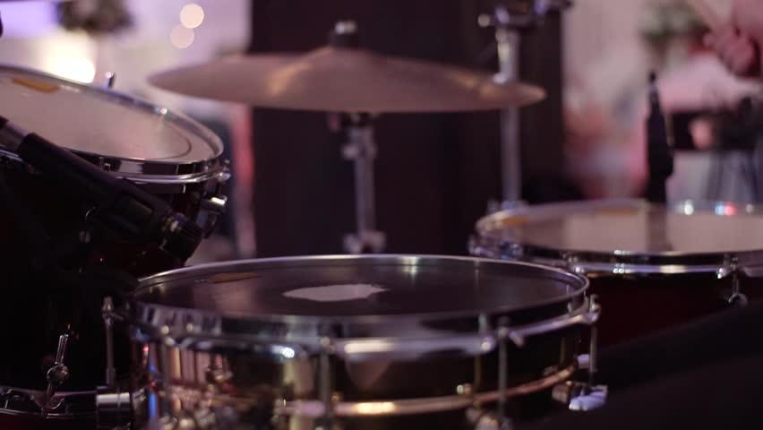 Vintage Drummer Men/'s Tee Image by Shutterstock