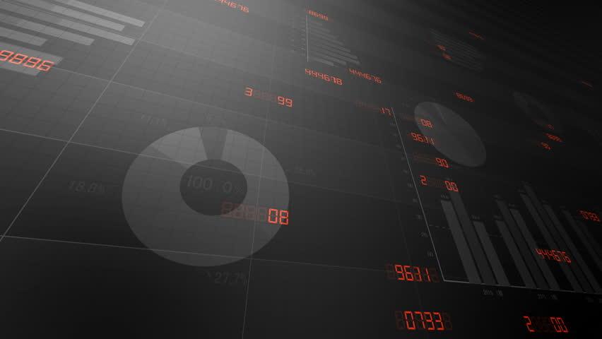 Business data graph chart bar | Shutterstock HD Video #1018875742