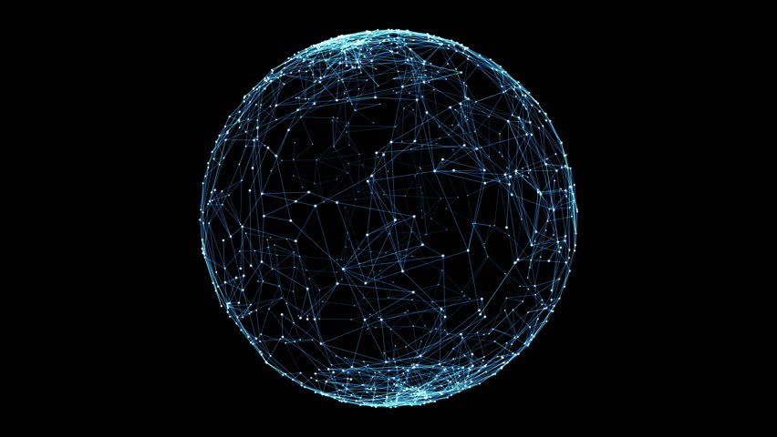 Communication network concept. #1019476192