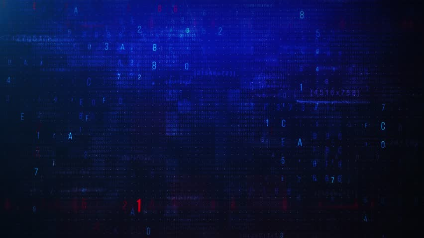 MALWARE THREAT Alert Warning Message Windows Errors Pop-up Notification Dialog Box Blinking Virus. After Login And Password on Digital Glitch Computer Monitor screen 4k.   Shutterstock HD Video #1019875102